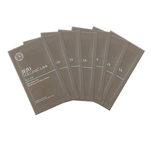 THE FACE SHOP Jeju Volcanic Lava Ash Nose Strips 1pack (7pcs)